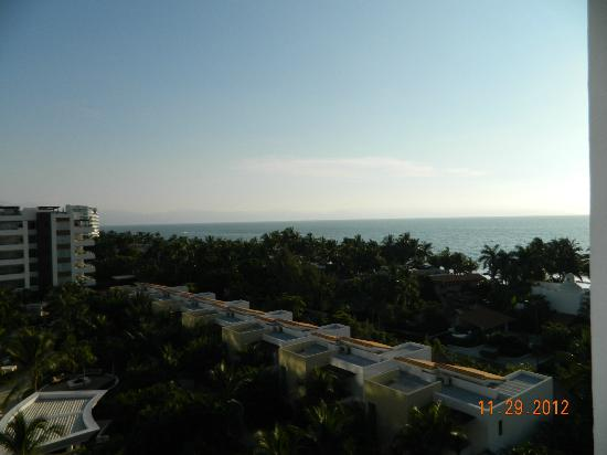 Marival Residences Luxury Resort Nuevo Vallarta: View from pent house 606.