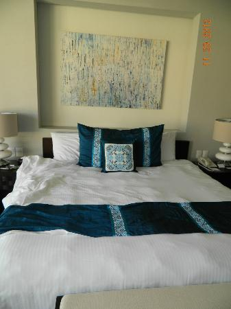Marival Residences Luxury Resort: bedroom.