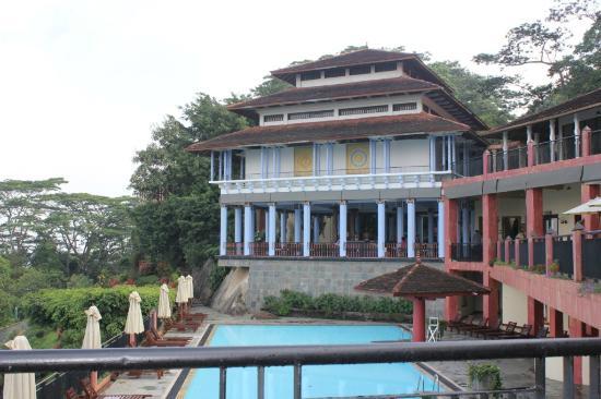 Amaya Hills: Hotel View