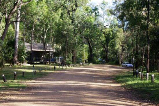 Takarakka Bush Resort & Caravan Park: Beautiful setting