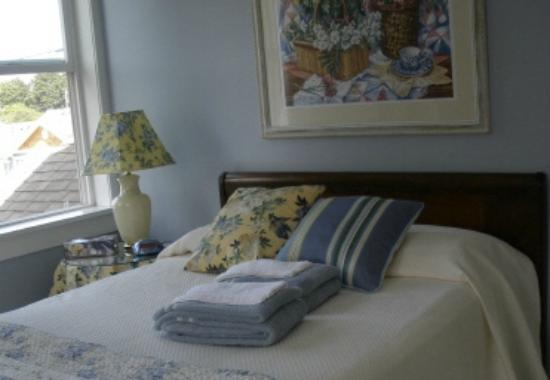 Timeless Rose Bed & Breakfast: Garden Room - single and double bed