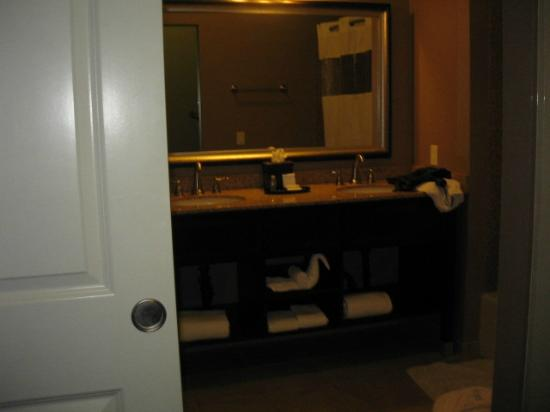 La Quinta Inn & Suites Paso Robles: Bathroom