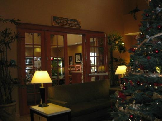 La Quinta Inn & Suites Paso Robles: Lobby/gift shop