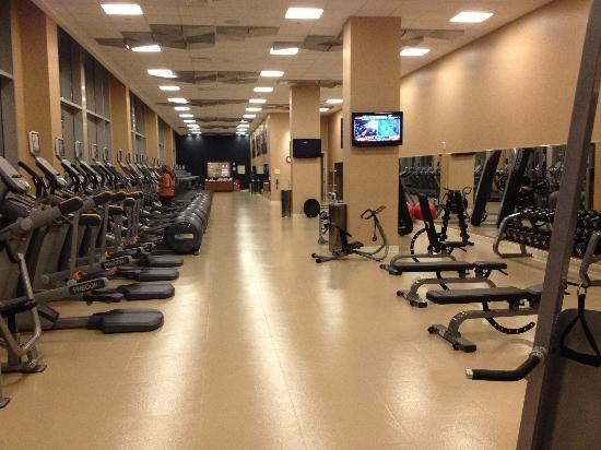 Hilton Orlando: Hotel Gym
