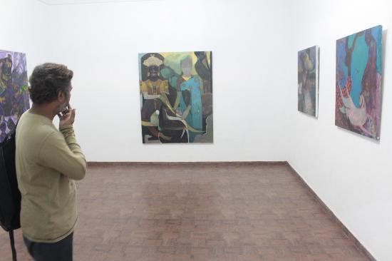 LaGallery360: La Gallery 360, Gallery Interior 2