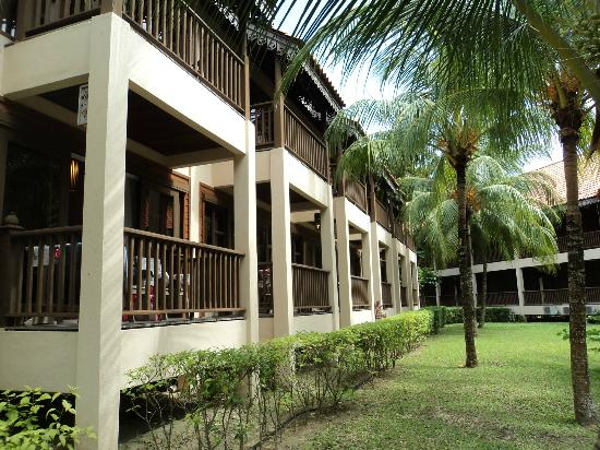 Laguna Redang Island Resort: hotel rooms