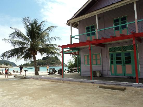 Laguna Redang Island Resort: view