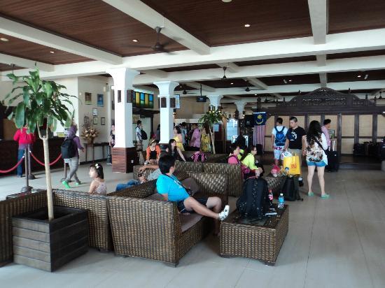 Laguna Redang Island Resort: lobby