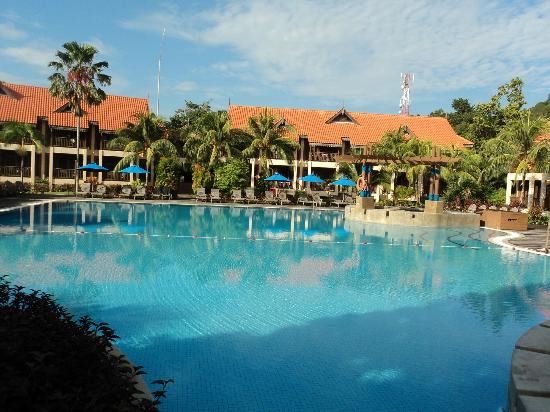 Laguna Redang Island Resort: pool