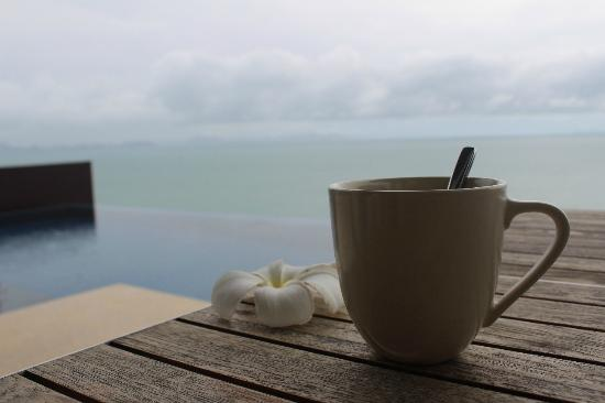 Conrad Koh Samui Resort & Spa: Infinity View