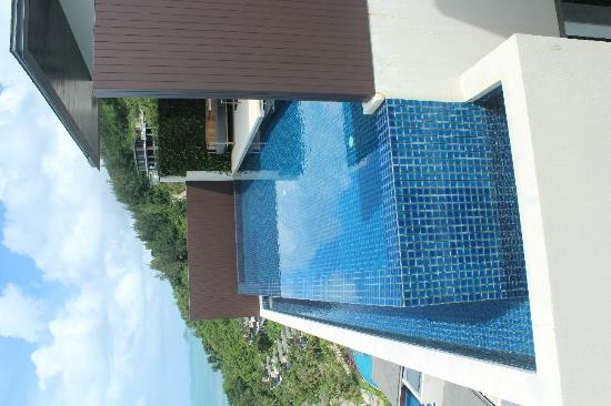 Conrad Koh Samui Resort & Spa: Infinity Pool