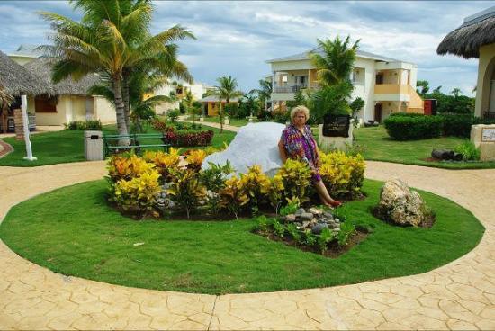 Paradisus Varadero Resort & Spa: The beutiful park at Paradissus !