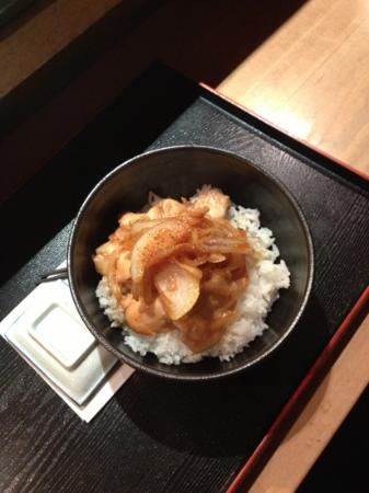 chicken teriyaki donburi - Picture of Sushi Ichi ...