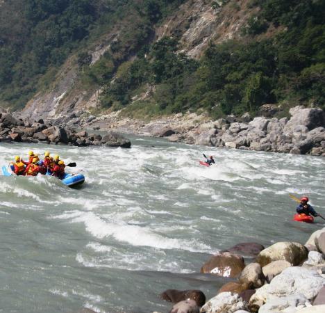 Paddle India: Safety Eyes....