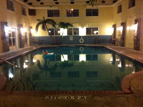 Wyndham Mountain Vista : Indoor pool