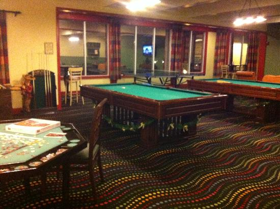 huge game room picture of wyndham mountain vista branson rh tripadvisor com Home Game Rooms Home Game Rooms