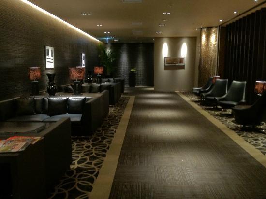 Hotel Harmonie Cinq: シックなロビー