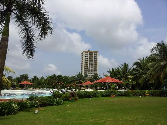 เลอเมอริเดียน โคจิ: Hotel view