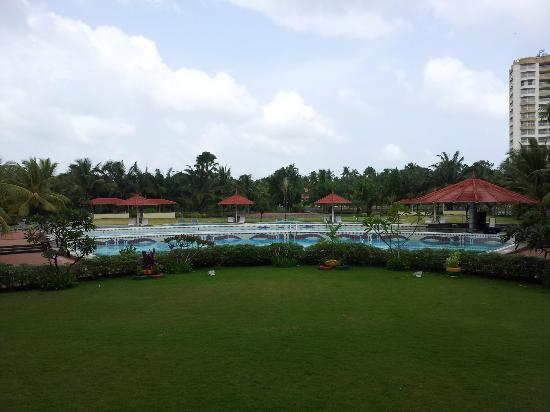 Le Meridien Kochi: Hotel view