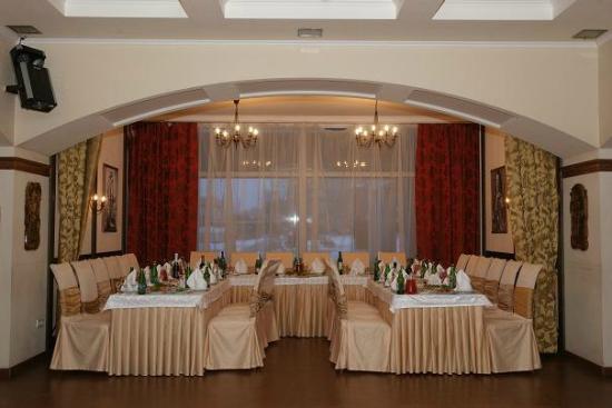 "Amaks Hotel Azov : Ресторан ""Петровский"""