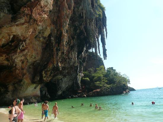 PhraNang Cave Beach: Phra nang cave beach