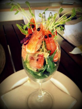 Aloha Bar And Grill: Prawn Cocktail