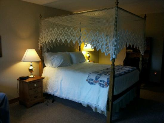 Inn at Narrow Passage: Quaint rooms - really nice touches