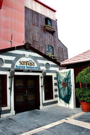 One to One Hotel - The Village: Sennara, Lebanese Seafood Cuisine