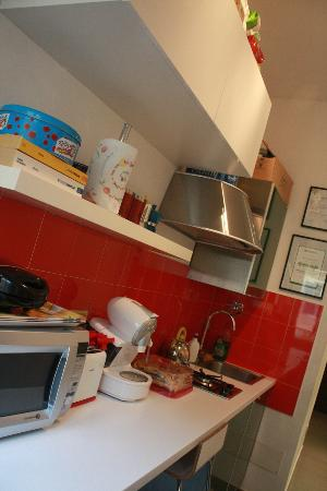 Gli Scipioni Bed & Breakfast: kitchen