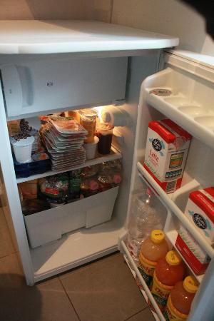 Gli Scipioni Bed & Breakfast: fridge is fully loaded