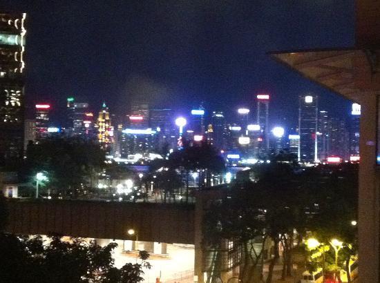 Homy Inn: View from my room