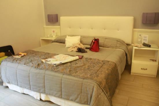 La Residenza dell'Orafo: double bed