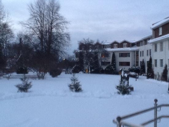 Klaekken Hotell: Inside for warm friendly hospitality