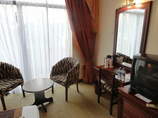 Hotel Devon: Zimmer1