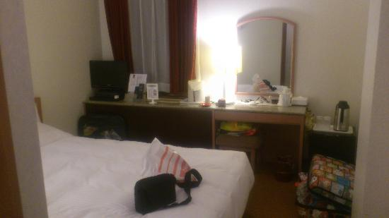 Arrow Hotel: room