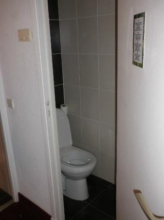 Best Western Plus Hotel Massena Nice: Toilet closet