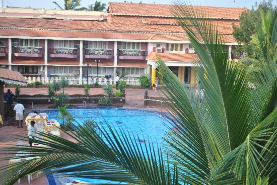 Hotel Goan Heritage: Swimming pool
