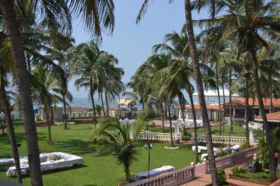 Hotel Goan Heritage: Beach View