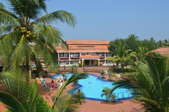 Hotel Goan Heritage: View
