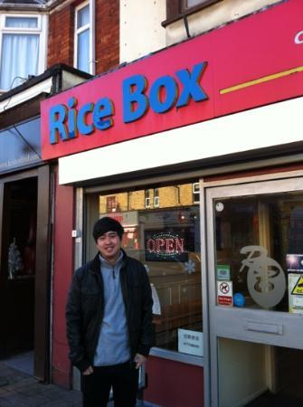 Chinese Food Delivery Oxford