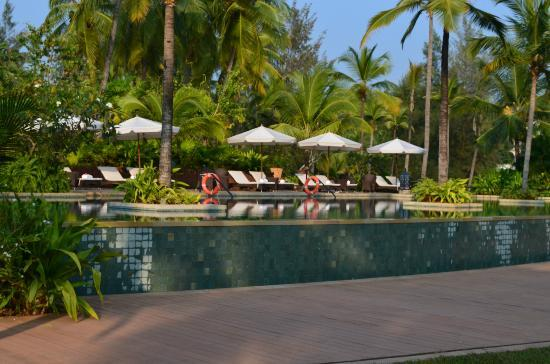 Vivanta by Taj Bekal: Main Pool