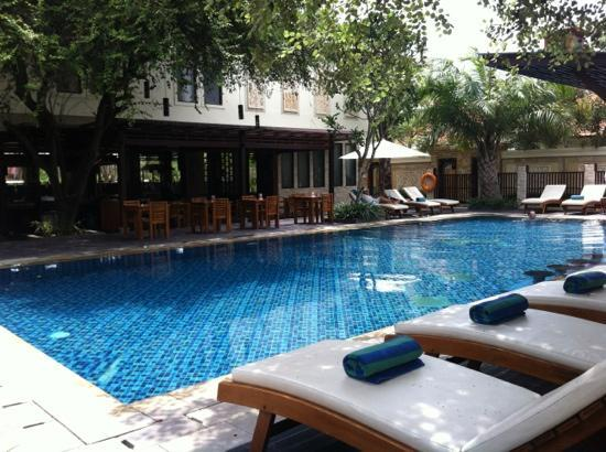 Best Western Kuta Villa: pool