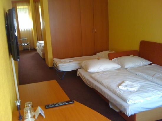 Hotel Hamburg: Familienzimmer