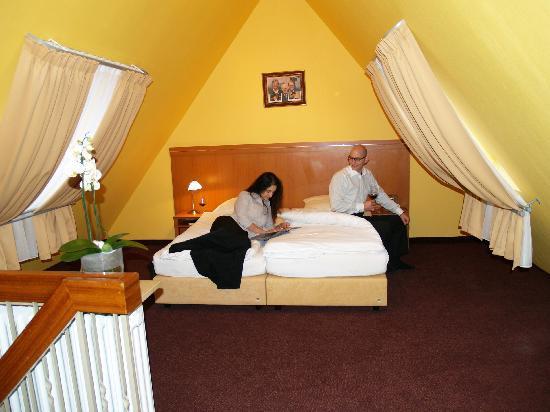 Hotel Hamburg: Familiensuite