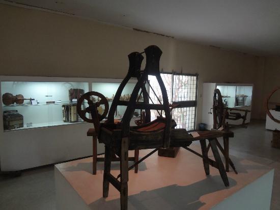 Museu do Sertao : Equipamentos expostos