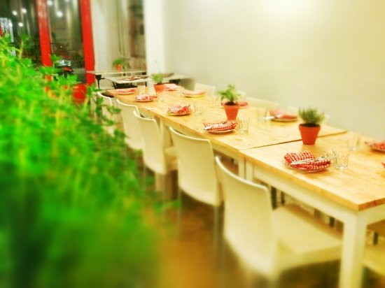 La Biblioteca Gourmande Restaurante: la biblioteca gourmande restaurant LA BIBLIOTECA RESTAURANT
