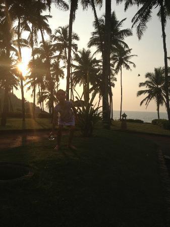 Vivanta by Taj - Holiday Village, Goa: on the property
