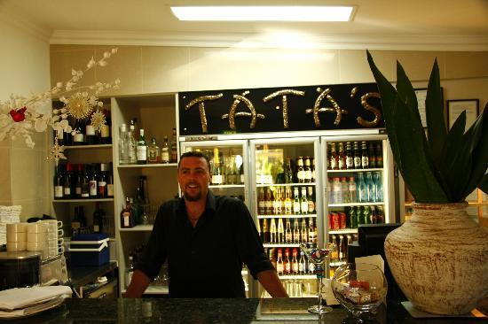 Tata's: The bar