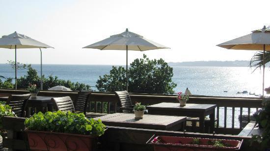 Beach Inn: 戶外觀海景觀