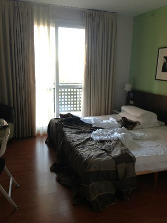 Hotel Vertice Sevilla: Habitación doble
